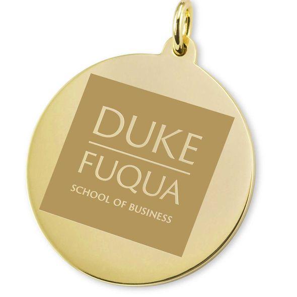 Duke Fuqua 14K Gold Charm - Image 2