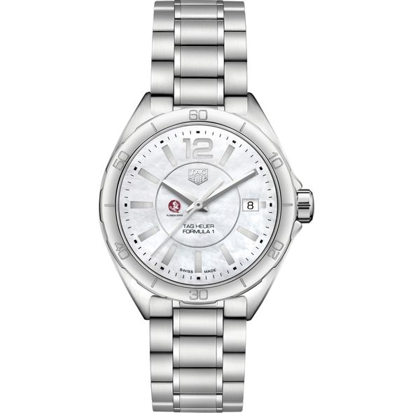 Florida State University Women's TAG Heuer Formula 1 with MOP Dial - Image 2