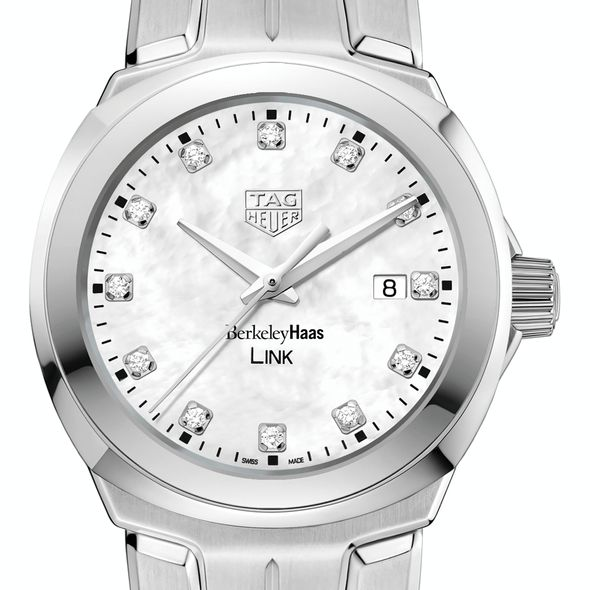 Berkeley Haas TAG Heuer Diamond Dial LINK for Women