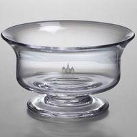 Seton Hall Simon Pearce Glass Revere Bowl Med
