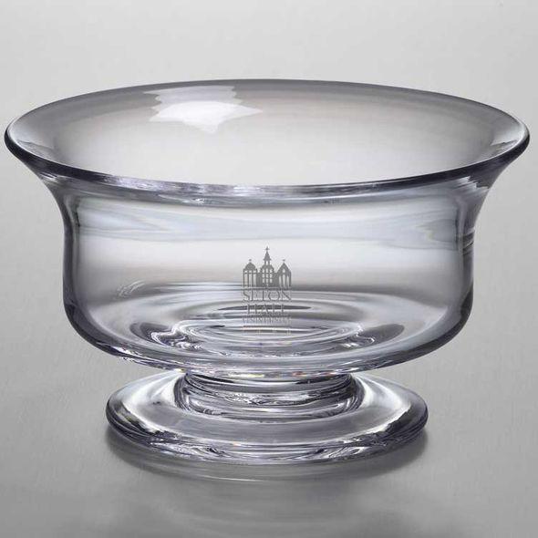 Seton Hall Simon Pearce Glass Revere Bowl Med - Image 1