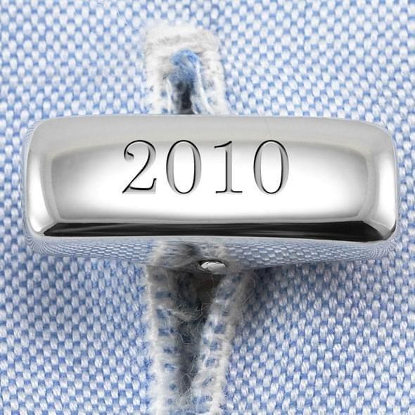 M LA HART Kappa Sigma Sterling Silver Cufflinks