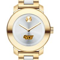 Virginia Commonwealth University Women's Movado Two-Tone Bold