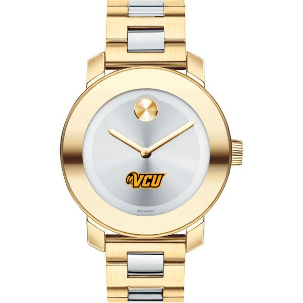 Virginia Commonwealth University Women's Movado Two-Tone Bold - Image 2