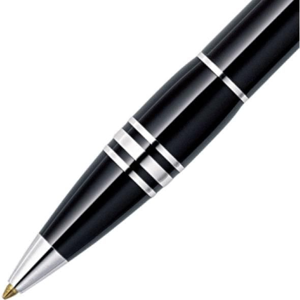 George Washington University Montblanc StarWalker Ballpoint Pen in Platinum - Image 3