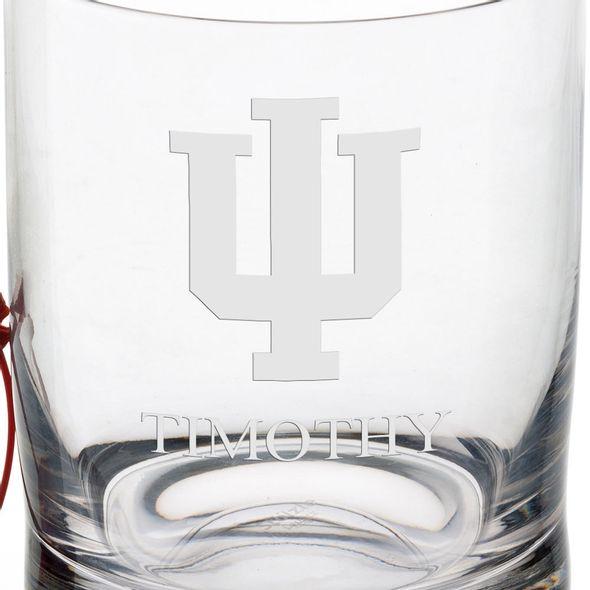 Indiana University Tumbler Glasses - Set of 4 - Image 3