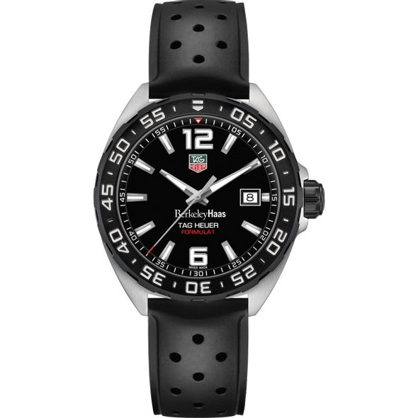 Berkeley Haas Men's TAG Heuer Formula 1 with Black Dial - Image 2