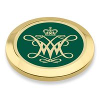 College of William & Mary Enamel Blazer Buttons
