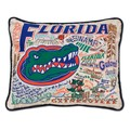 Florida Embroidered Pillow - Image 1