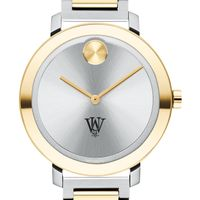 Washington University in St. Louis Women's Movado Two-Tone Bold 34
