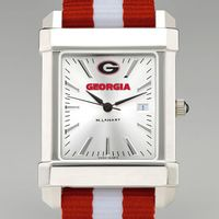 University of Georgia Collegiate Watch with NATO Strap for Men
