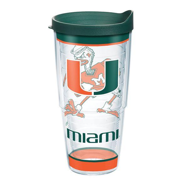 Miami 24 oz. Tervis Tumblers - Set of 2 - Image 1