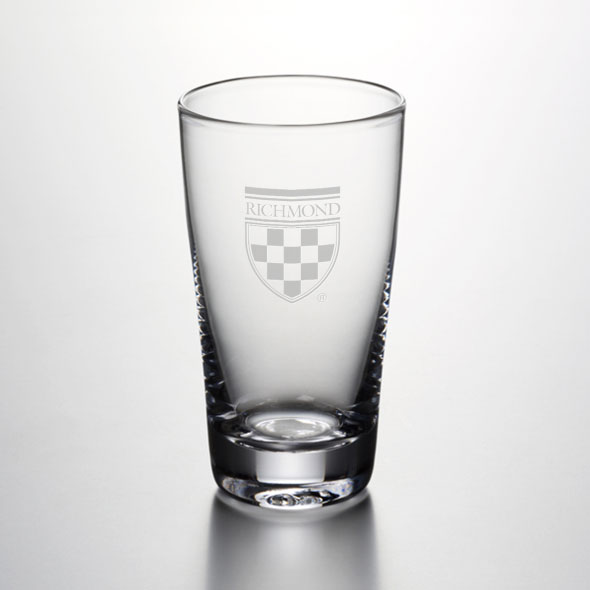 University of Richmond Ascutney Pint Glass by Simon Pearce