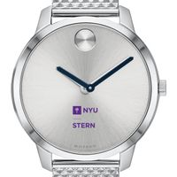 NYU Stern School of Business Women's Movado Stainless Bold 35