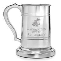 Washington State University Pewter Stein