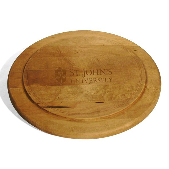 St. John's Round Bread Server