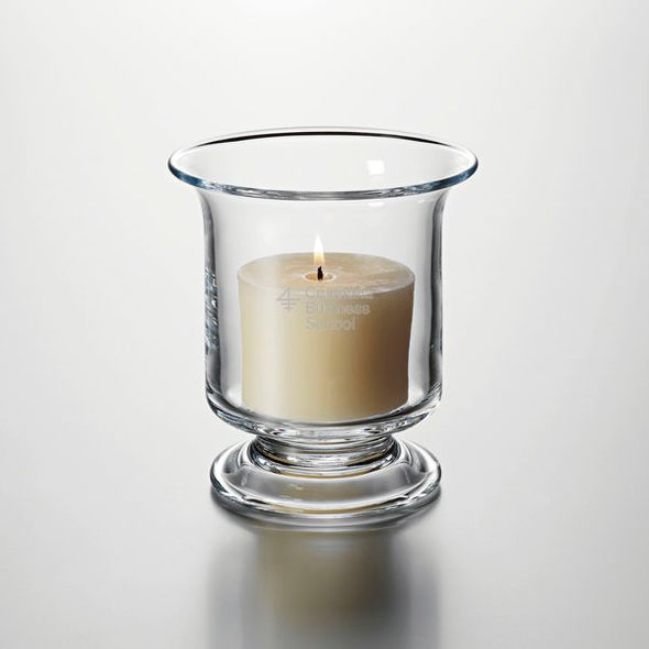 Columbia Business Hurricane Candleholder by Simon Pearce