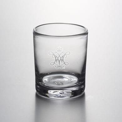 William & Mary Double Old Fashioned Glass by Simon Pearce