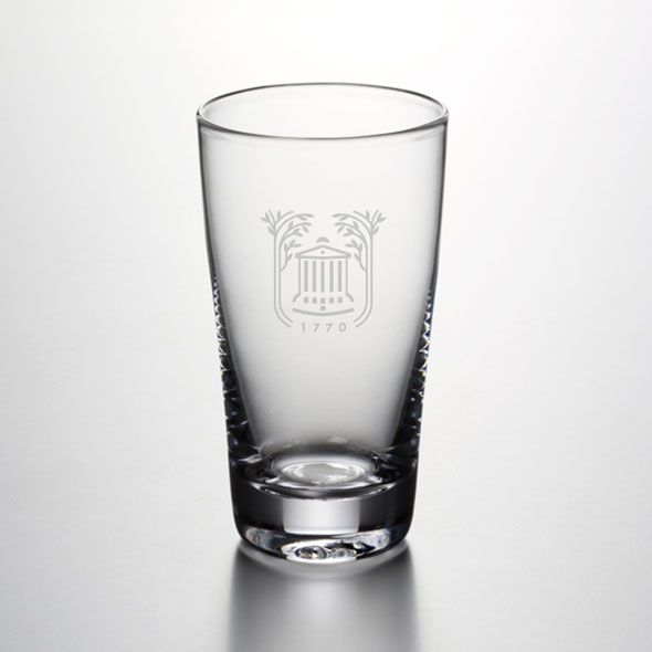 College of Charleston Ascutney Pint Glass by Simon Pearce