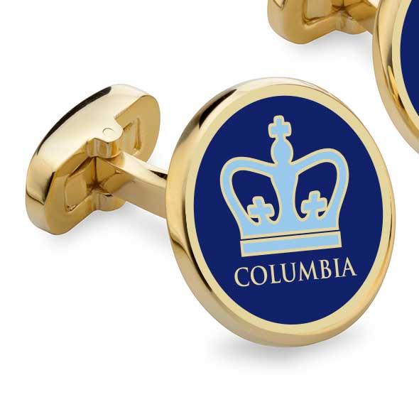 Columbia Enamel Cufflinks - Image 2