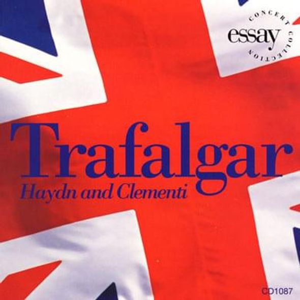 USNI Music CD - Trafalgar - Image 1