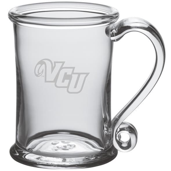 VCU Glass Tankard by Simon Pearce