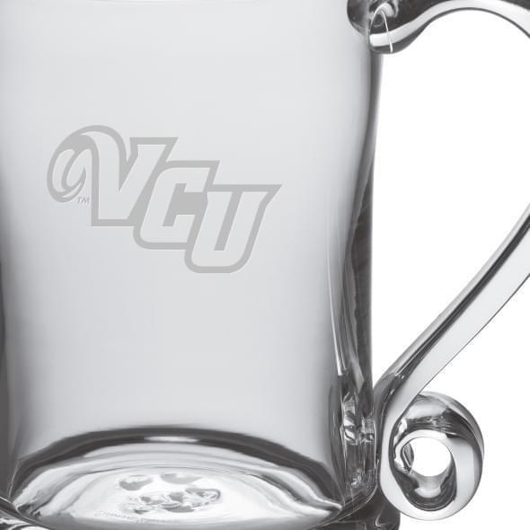 VCU Glass Tankard by Simon Pearce - Image 2