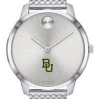 Baylor University Women's Movado Stainless Bold 35