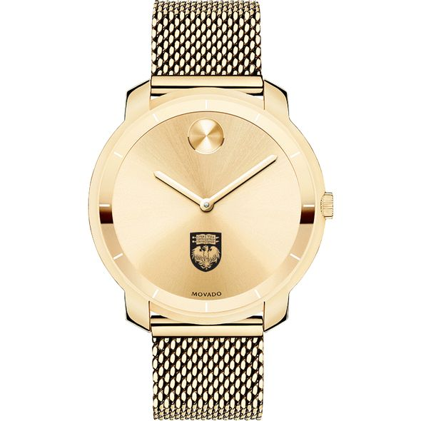 University of Chicago Women's Movado Gold Bold 36 - Image 2