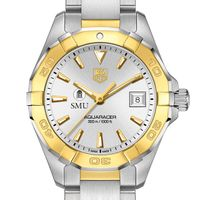 SMU Women's TAG Heuer Two-Tone Aquaracer