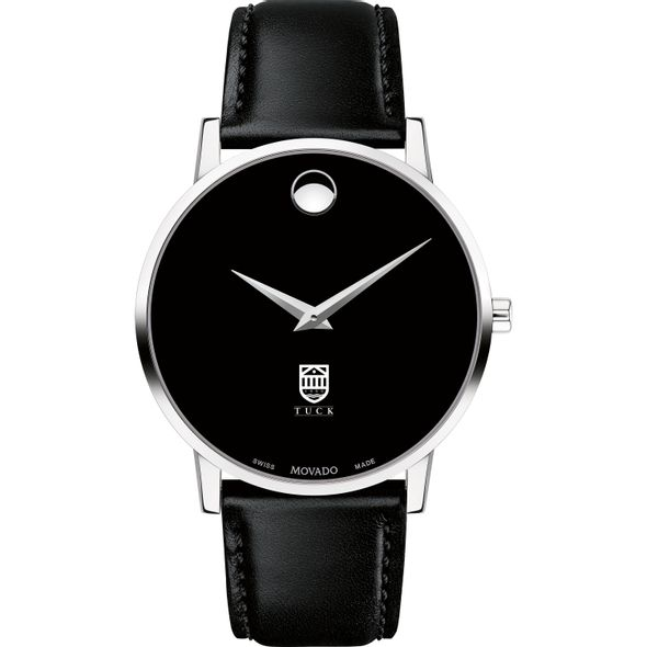 Tuck Men's Movado Museum with Leather Strap - Image 2