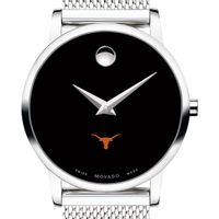 University of Texas Women's Movado Museum with Mesh Bracelet