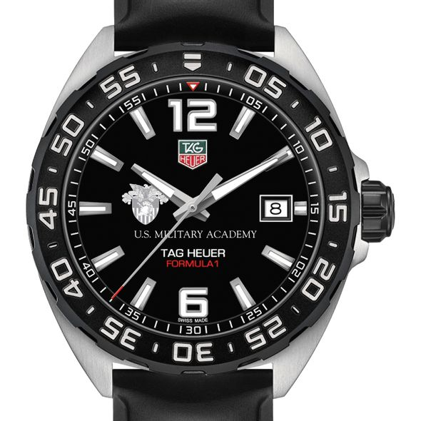 US Military Academy Men's TAG Heuer Formula 1 with Black Dial