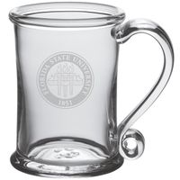 Florida State Glass Tankard by Simon Pearce