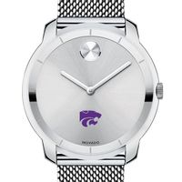 Kansas State University Men's Movado Stainless Bold 44
