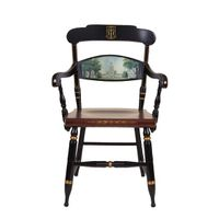 Hand-painted Duke University Campus Chair by Hitchcock