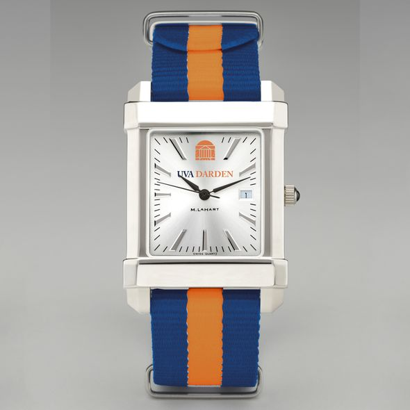 UVA Darden Collegiate Watch with NATO Strap for Men - Image 2