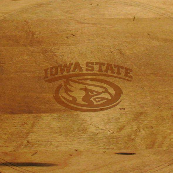 Iowa State University Round Bread Server - Image 2