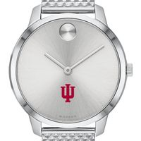 Indiana University Women's Movado Stainless Bold 35