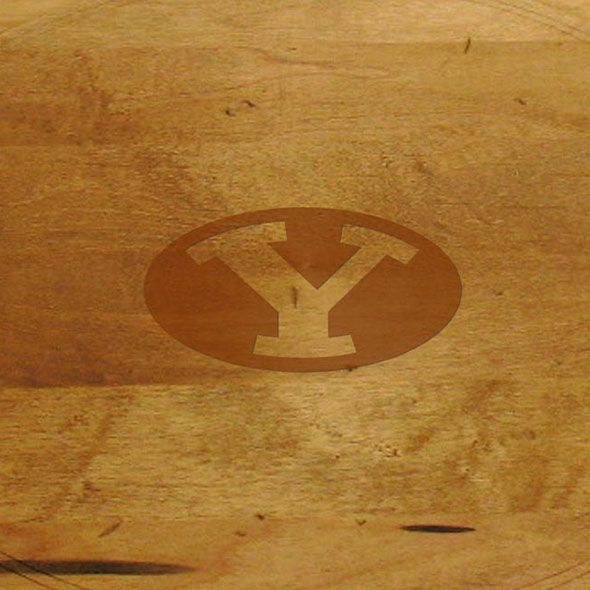Brigham Young University Round Bread Server - Image 2