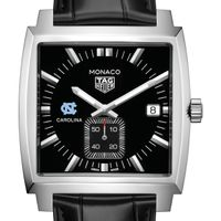 University of North Carolina TAG Heuer Monaco with Quartz Movement for Men