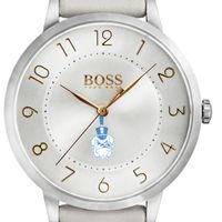 Citadel Women's BOSS White Leather from M.LaHart