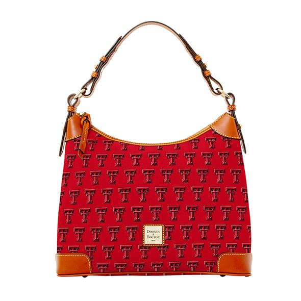 Texas Tech  Dooney & Bourke Hobo Bag