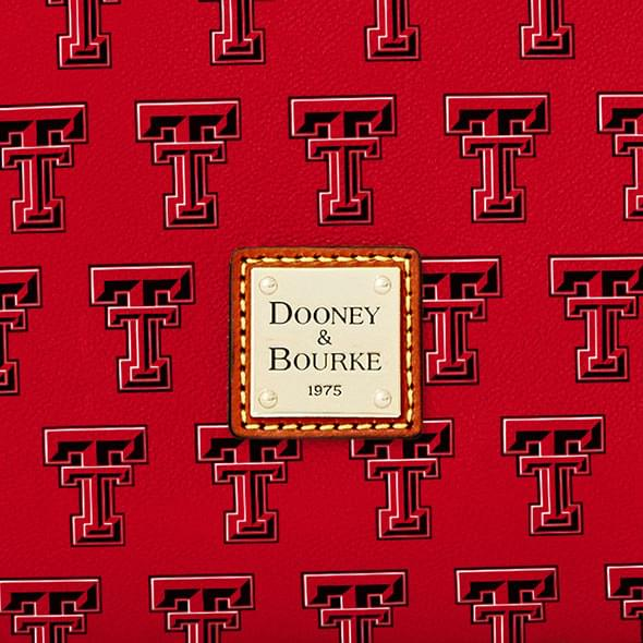 Texas Tech  Dooney & Bourke Hobo Bag - Image 2