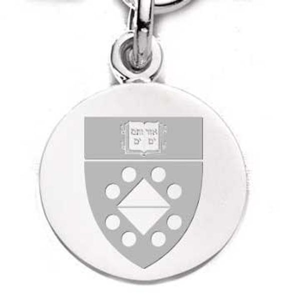 Yale SOM Sterling Silver Charm - Image 1