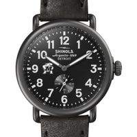 Maryland Shinola Watch, The Runwell 41mm Black Dial