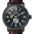 Michigan Ross Shinola Watch, The Runwell 47mm Midnight Blue Dial - Image 1