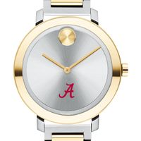University of Alabama Women's Movado Two-Tone Bold 34
