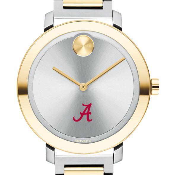 University of Alabama Women's Movado Two-Tone Bold 34