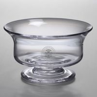 Carnegie Mellon University Simon Pearce Glass Revere Bowl Med